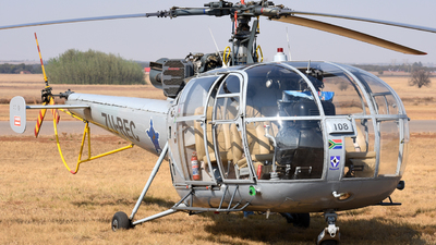 ZU-REC - Sud-Est SE.3160 Alouette III - Private