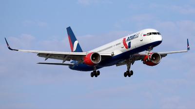 A picture of VQBEZ - Boeing 7572Q8 - Azur Air - © Roman Eisenreich