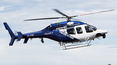 VH-PHM - Bell 429 - Australia - New South Wales Police