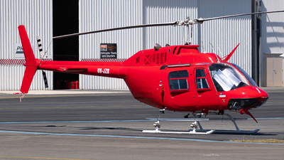 VH-JZB - Agusta-Bell AB-206B JetRanger II - M.I. Helicopters