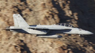 166675 - Boeing F/A-18F Super Hornet - United States - US Navy (USN)