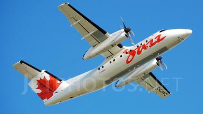 C-GANQ - Bombardier Dash 8-102 - Air Canada Jazz