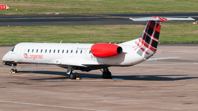 A picture of GSAJK - Embraer ERJ145EP - Loganair - © Dom Smith (Aviationlife14)