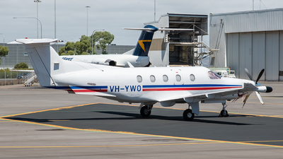 VH-YWO - Pilatus PC-12 - Royal Flying Doctor Service of Australia (Western Operations)