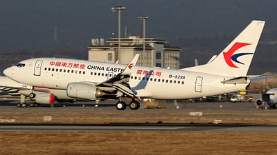 B-5298 - Boeing 737-79P - China Eastern Airlines