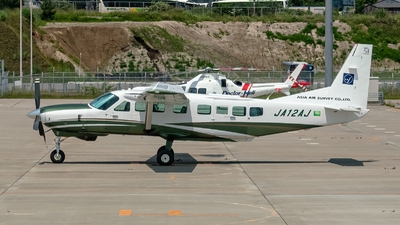 JA12AJ - Cessna 208B Grand Caravan - Asia Air Survey