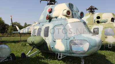 0216 - PZL-Swidnik Mi-2 Hoplite - Poland - Air Force