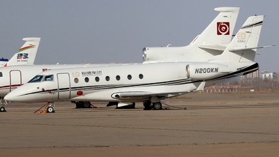 N200KN - Gulfstream G200 - Private