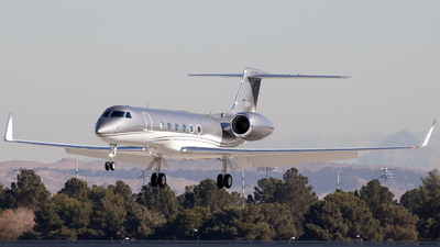 N6PC - Gulfstream G-V - Private
