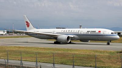 B-1468 - Boeing 787-9 Dreamliner - Air China