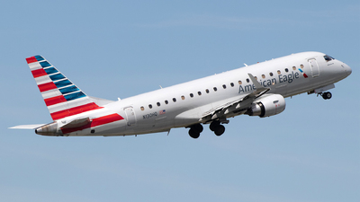 N130HQ - Embraer 170-200LR - American Eagle (Republic Airways)