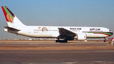 A4O-GT - Boeing 767-3P6(ER) - Gulf Air