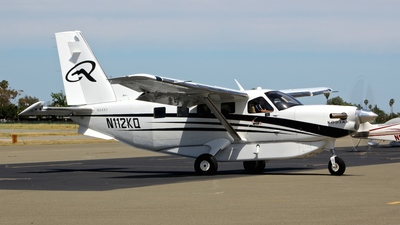 N112KQ - Quest Aircraft Kodiak 100 - Private