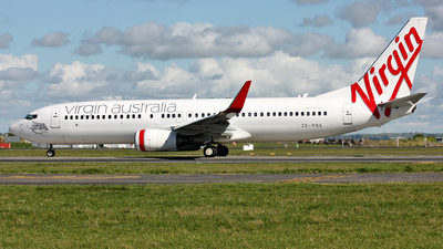 ZK-PBA - Boeing 737-8FE - Virgin Australia Airlines