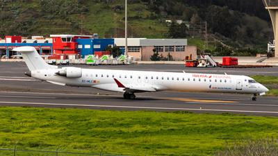 A picture of ECMLC - Mitsubishi CRJ1000 - Iberia - © Pablo Marín