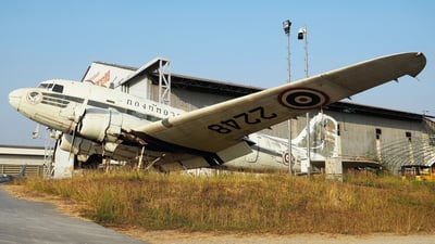 L2-12/96 - Douglas DC-3 - Thailand - Royal Thai Air Force