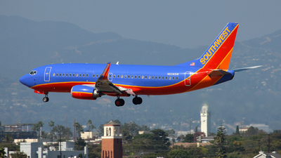 N638SW - Boeing 737-3H4 - Southwest Airlines