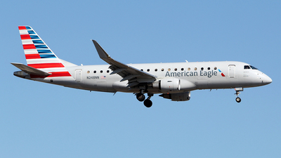 A picture of N248NN - Embraer E175LR - American Airlines - © toyo_69pr