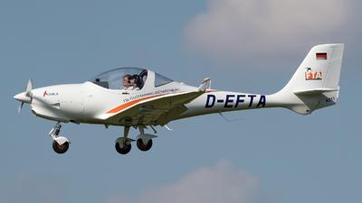 D-EFTA - Aquila A211 - FTA Flugtraining Aschaffenburg