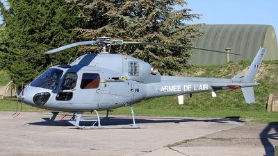5448 - Aérospatiale AS 555AN Fennec - France - Air Force