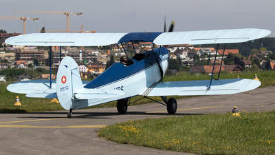 HB-UPS - Stampe and Vertongen SV-4C - Private