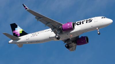 A picture of XAVRR - Airbus A320271N - Volaris - © Roberto Tirado