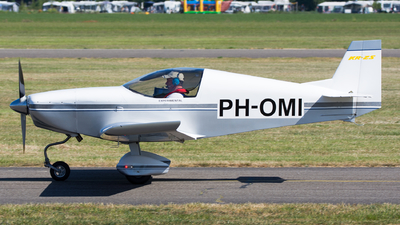PH-OMI - Rand Robinson Kr-2S - Private