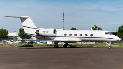 VH-CGF - Gulfstream G-IV - Private