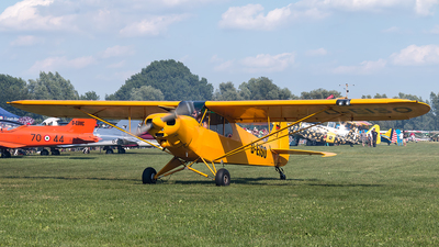 D-EISO - Piper PA-18-150 Super Cub - Private