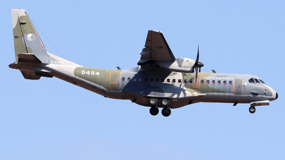 0454 - CASA C-295M - Czech Republic - Air Force