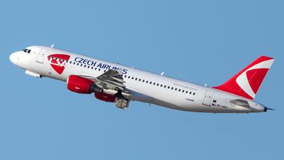 OK-HEU - Airbus A320-214 - CSA Czech Airlines