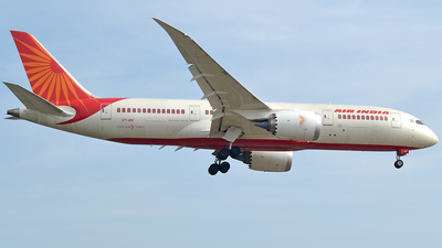 VT-ANI - Boeing 787-8 Dreamliner - Air India