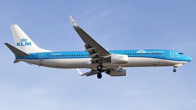 PH-BXS - Boeing 737-9K2 - KLM Royal Dutch Airlines