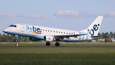 G-FBJB - Embraer 170-200STD - Flybe