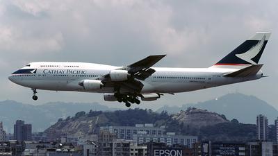 VR-HOM - Boeing 747-367 - Cathay Pacific Airways