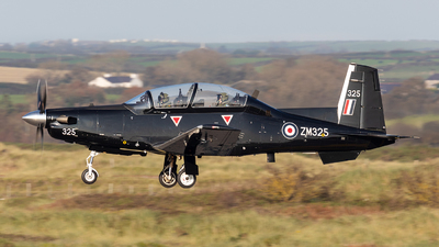 ZM325 - Raytheon T-6C Texan T1 - United Kingdom - Royal Air Force (RAF)