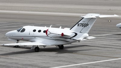 N76GP - Cessna 510 Citation Mustang - Private