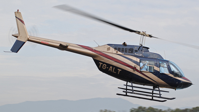 TG-ALT - Bell 206B JetRanger III - Private