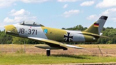 JB-371 - Canadair CL-13B-6 Sabre - Germany - Air Force