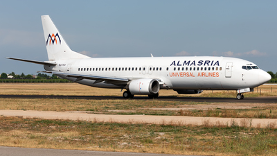 SU-TCI - Boeing 737-446 - Almasria Universal Airlines