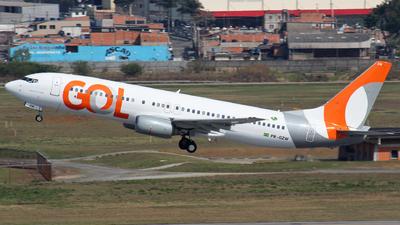 PR-GZW - Boeing 737-86N - GOL Linhas Aereas
