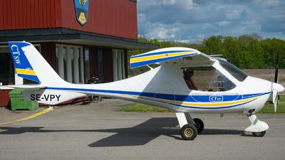 SE-VPY - Flight Design CT-SW - Västerås Segelflygklubb