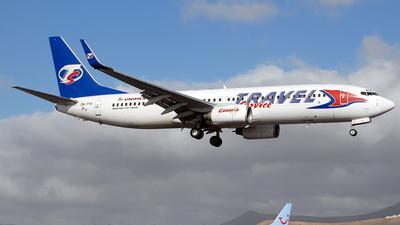OK-TVI - Boeing 737-86Q - Travel Service