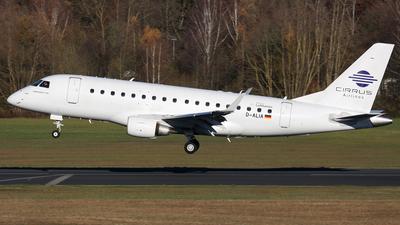 D-ALIA - Embraer 170-100LR - Cirrus Airlines