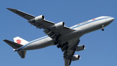 B-2480 - Boeing 747-89L - Air China