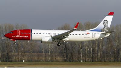 A picture of EIFVZ - Boeing 7378JP - Norwegian - © eriknorthman
