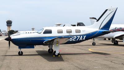 N627AX - Piper PA-46-350P Malibu Mirage - Private