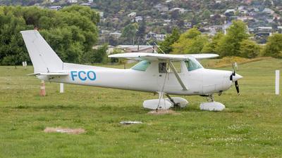 ZK-FCO - Cessna 152 - Private
