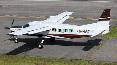 TG-APG - Cessna 208B Grand Caravan - Private