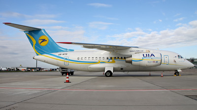 UR-NTD - Antonov An-148-100B - Ukraine International Airlines